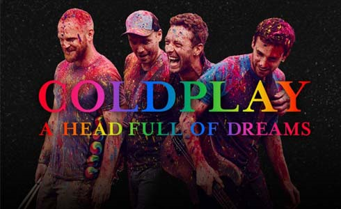 "Photo of Coldplay vuelve a Argentina para cerrar ""A Head Full of Dreams Tour"""