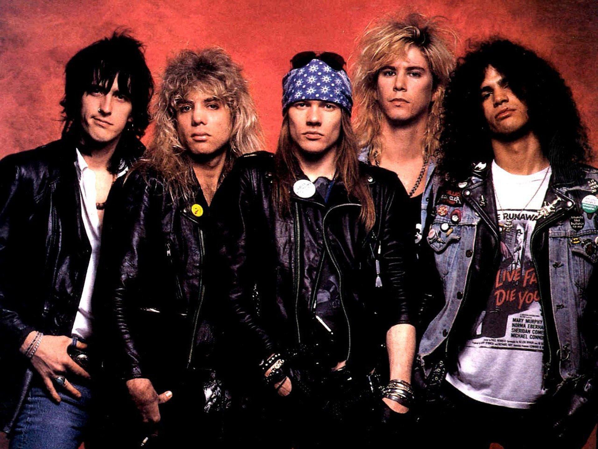 """Photo of """"Appetite For Destruction"""" de Guns N' Roses cumplió 30 años"""