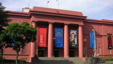 Photo of Fin de semana con arte y cine francés en el Museo Nacional de Bellas Artes