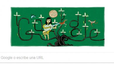 Photo of Google homenajeó a Violeta Parra a 100 años de su nacimiento