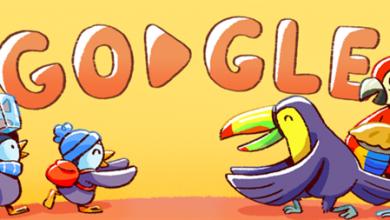 Photo of Google nos desea Feliz Navidad con un nuevo doodle!
