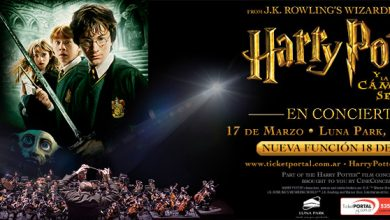 "Photo of Vuelve ""Harry Potter in Concert"" a Buenos Aires"