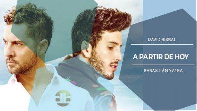 """Photo of David BisbalySebastián Yatrapresentaron su nuevo single""""A partir de hoy"""""""
