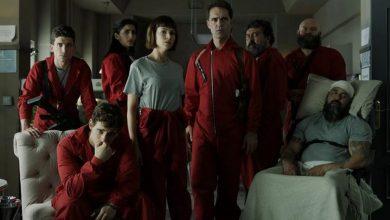 """Photo of Netflix anunció la fecha de estreno de la segunda temporada """"La Casa de Papel"""""""
