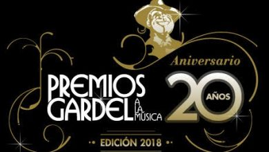 """Photo of Ésta es la lista completa de nominados a los """"Premios Gardel 2018"""""""