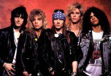 "Photo of Guns N' Roses lanzó un video inédito de ""It's so Easy"""