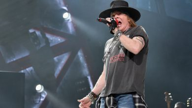 "Photo of Guns N' Roses sumó la canción ""Slither"" de Velvet Revolver al repertorio de su gira"