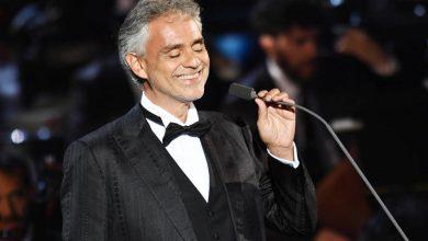 """Photo of Andrea Bocelli prepara el lanzamiento de su nuevo álbum, """"Sí"""""""
