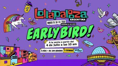 Photo of Lollapalooza Argentina anunció la fecha de su próxima edición 2019