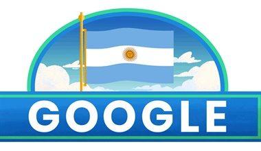 """Photo of En homenaje al """"Día de la Independencia"""", Google publica un doodle patrio"""