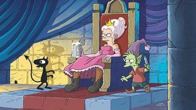 """Photo of Mirá el trailer de """"Desencanto"""", la próxima serie del creador de """"Los Simpsons"""""""