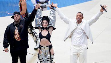 Photo of Volvé a ver la presentación de Will Smith, Era Istrefi y Nicky Jam en el cierre del Mundial