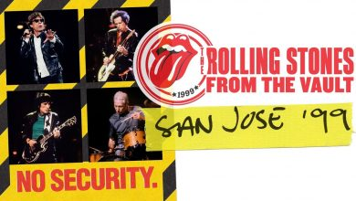 "Photo of The Rolling Stones lanzó ""From The Vault: No Security-San Jose 1999"""