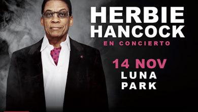 Photo of Comenzó la venta de entradas para el show de la estrella del jazz Herbie Hancock en Argentina