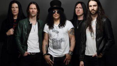 """Photo of Escuchá """"My Antidote"""",el nuevo single de Slash junto a Myles Kennedy & The Conspirators"""