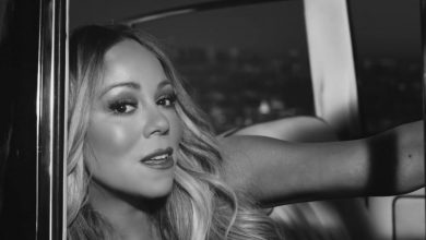 "Photo of Mariah Carey lanzó su nuevo single ""With you"""
