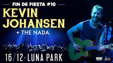 """Photo of Kevin Johansen+ The Nada celebran 10 años de """"Fin de Fiesta""""en el Estadio Luna Park"""