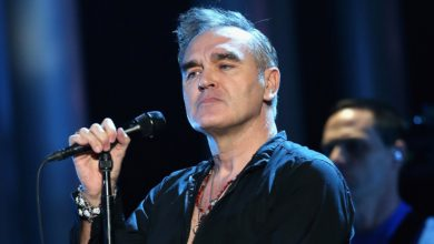 "Photo of Antes de su llegada a la Argentina, Morrissey lanzó un cover de ""Back on the chain gang"" de The Pretenders"