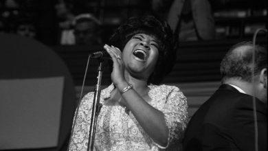 """Photo of 46 años después, lanzarán el documental de Aretha Franklin, """"Amazing Grace"""". Mirá el trailer acá."""