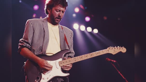 Eric Clapton White Christmas.Eric Clapton Presenta El Video De Su Single Navideno White