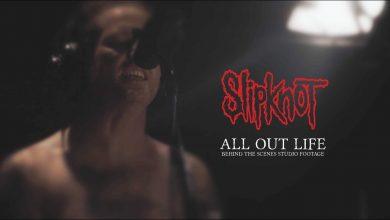 """Photo of Slipknot publicó el detrás de escena de la grabación de su single """"All Out Life"""""""
