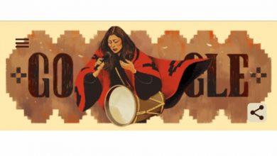 Photo of Google homenajea a Mercedes Sosa con un nuevo Doodle