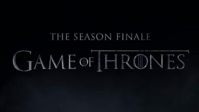 """Photo of HBO reveló la fecha de estreno de la temporada final de """"Game of Thrones"""" en el nuevo teaser"""