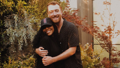 "Photo of Escuchá el nuevo single de Sam Smith con Normani, ""Dancing With a Stranger"""