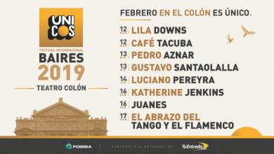 Photo of Juanes se suma a la grilla del Festival Únicos, mirá la lista completa de artistas en Radio Online