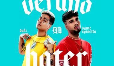 """Photo of Escuchá """"Verano Hater"""", el nuevo single de Dante Spinetta junto a Duki"""
