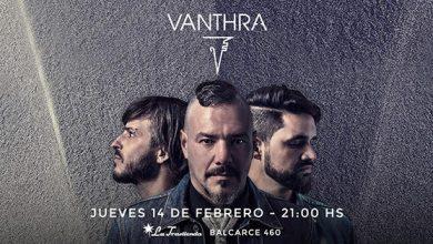 Photo of Vanthra se prepara para sus próximos shows en Córdoba y Buenos Aires