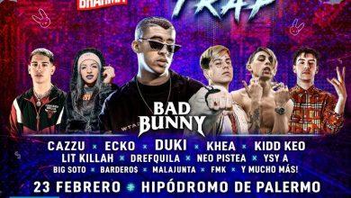 "Photo of ""Buenos Aires Trap"": Todo lo que tenés que saber del festival"