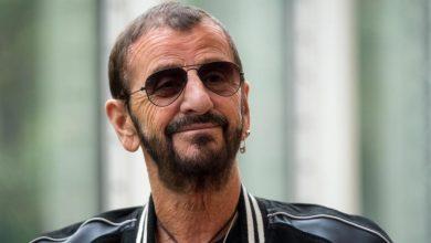 Photo of Ringo Starr entró al estudio para trabajar en su nuevo disco
