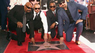Photo of Cypress Hill obtuvo su estrella en el Paseo de la Fama de Hollywood