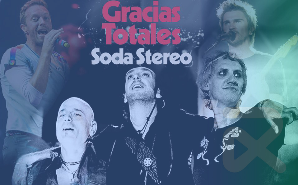 Soda Stereo. El Retorno.