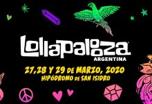 Photo of Lollapalooza 2020: día a día, las bandas que se presentarán