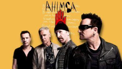"""Photo of Antes de su primer visita a la India, U2 presentó su nuevo single """"Ahimsa"""""""
