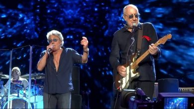 "Photo of The Who imparable! Escuchá su nuevo single ""I Don't Wanna Get Wise"""