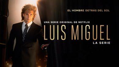 """Photo of Mirá el adelanto de la segunda temporada de """"Luis Miguel, la serie"""""""