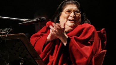 Photo of Conocé la programación completa del homenaje a Mercedes Sosa