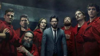 "Photo of Mirá el nuevo trailer de la 4ta temporada de ""La Casa de Papel"""