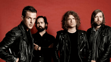 "Photo of The Killers compartió un adelanto de su nuevo single ""Caution"""