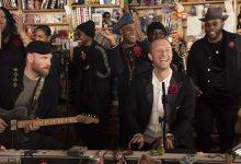 Photo of Mirá a Coldplay tocar un cover de Prince en Tiny Desk Concert
