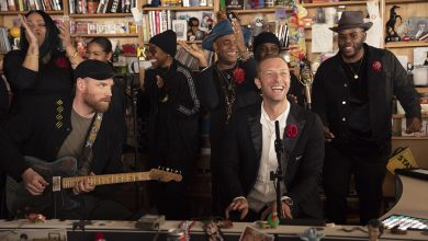 Photo of Mirá a Coldplay tocar un cover de Prince en Tiny Desk Concert