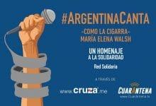 """Photo of Escuchá la emocionante versión de """"Como la cigarra"""", que interpretaron músicos argentinos en cuarentena"""